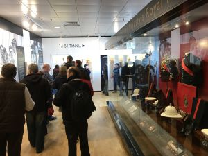 AGM 2017 - Trip to Royal Yacht Britannia.JPG