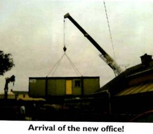 2008 - New office arrives.JPG