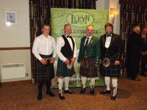 AGM 2017 - The kilts were on show.JPG