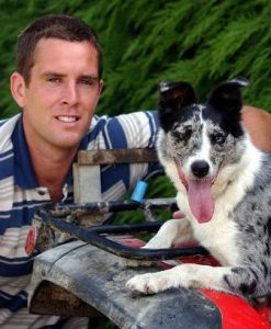 2006-2007 - Dylan Jones is awarded the Dr Emrys Evans Memorial Award for shepherding skills.jpg