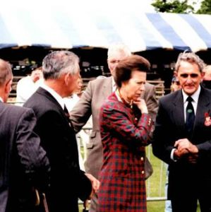 2000 - President Vernon Jones meets Princess Anne.JPG