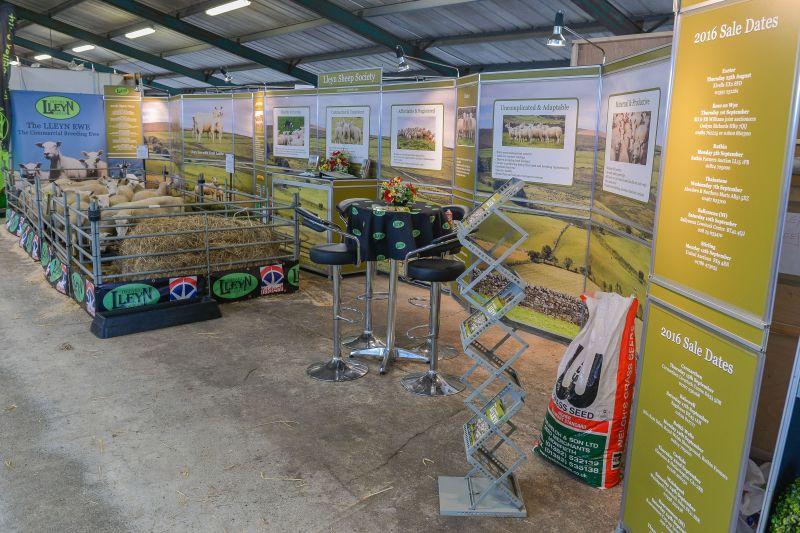 Lleyn Sheep Society Scot Sheep 2016