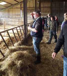 AGM 2015 - Members enjoy a spot of stock judging of North Devon Cattle.jpg